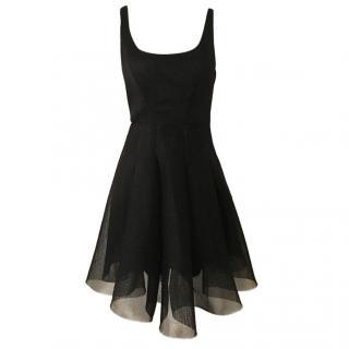 Milly Black cocktail dress US 2