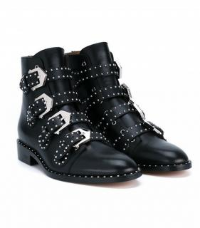 Givenchy biker boots