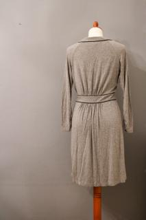 BCBG Max Azria Grey Dress