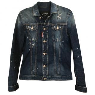DSquared Men's Denim Jacket