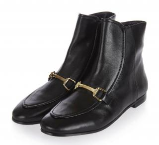 TopShop Leather Boots
