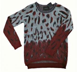 Maison Scotch Biker Sweater