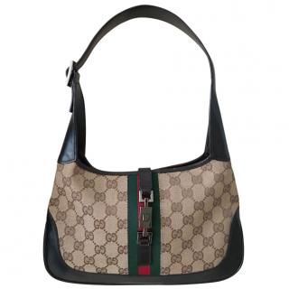 GUCCI Jackie O Hobo Shoulder Bag