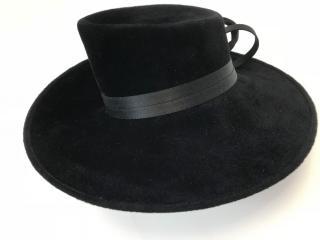 Philip Treacy Black Occasion Hat