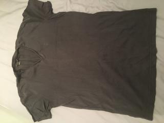 Diesel V-Neck Tshirt - Grey