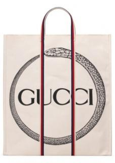 Gucci new 2018ss canvas tote