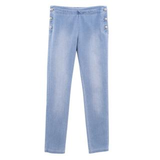 Chloe Kids Blue Regular Jeans