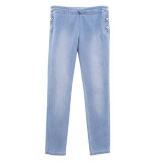 Chloe Kids Blue Regular Jeans