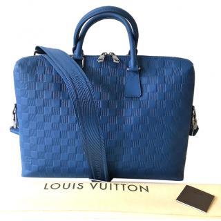 Louis Vuitton Damier Infini PDJ Porte-Document Jour Briefcase Neptune