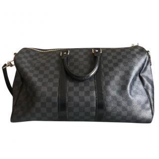 Louis Vuitton damier  55 Holdall