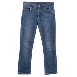 Victoria Beckham straight leg  jeans