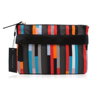 Christopher Kane Casual Bolster Print Clutch