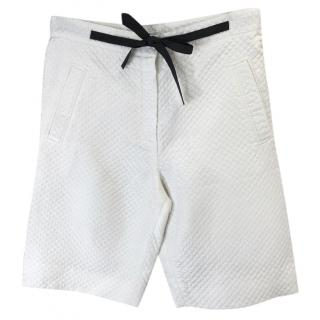 `Dior quilted shorts