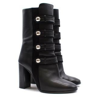 Isabel Marant Arnie Brandebourg Leather Boots