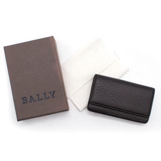 Bally Black Card Holder