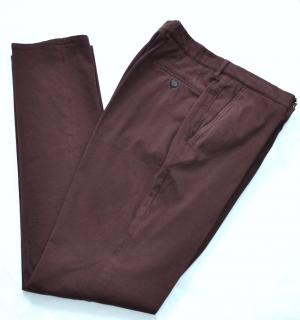 Brunello Cucinelli stretch-cotton trousers