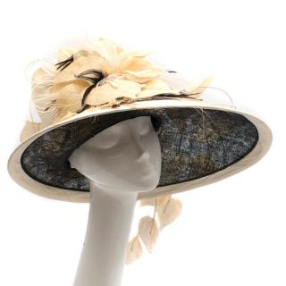 Siggi Bespoke Cream Hat