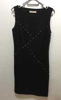 Micheal Kors black studded dress