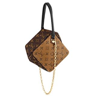Limited edition Louis Vuitton Square Bag Runway Collection SS18