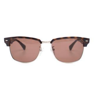 Police Tortoise Shell Sunglasses