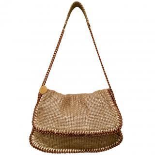 Stella McCartney woven falabella bag