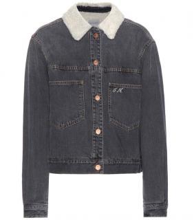 Isabel Marant Etoile Camden Jacket, Worn Once, RRP �290