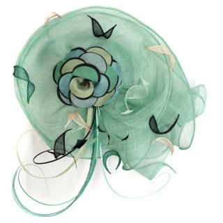 Bespoke Green Siggi Hat