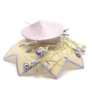 Siggi Bespoke Purple Hat