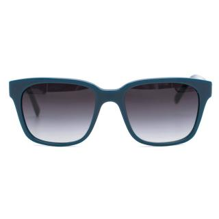 Burberry Blue Framed Sunglasses