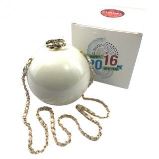 CHANEL VIP Gift Pearl Shoulder Bag