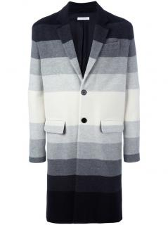 JW ANDERSON single breasted degrade coat