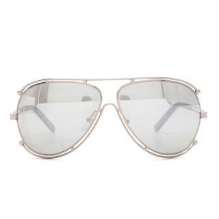 Chloe gold isidora CE121S 744 61 sunglasses