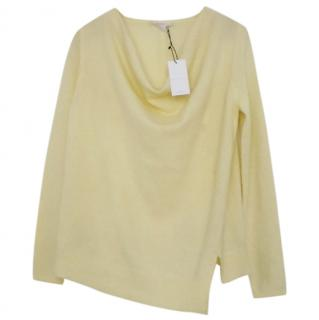 Duffy Lemon Cashmere Jumper