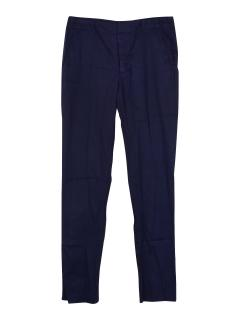 Maison Martin Margiela slim cotton twill trouser