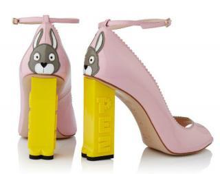 Camilla Elphick Bunny PEZ Heels