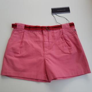 Pink Shorts Girl