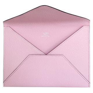 Hermes Rare Sakura Pochette: Envelope