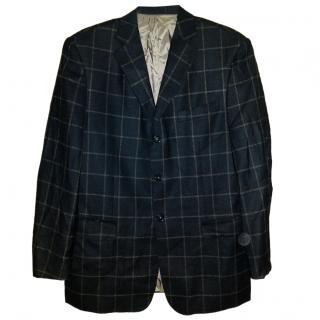 Pal Zileri Wool Blazer & Silk Tie