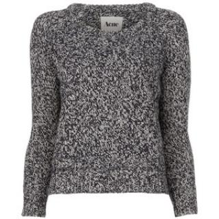 Acne 'Ruth' Twisted Sweater