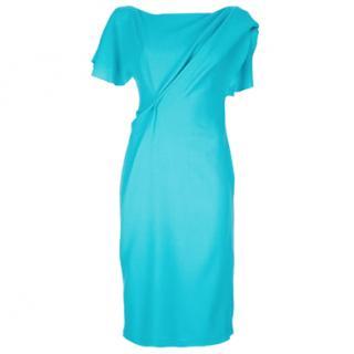 Roksanda IIincic Turquoise Dress