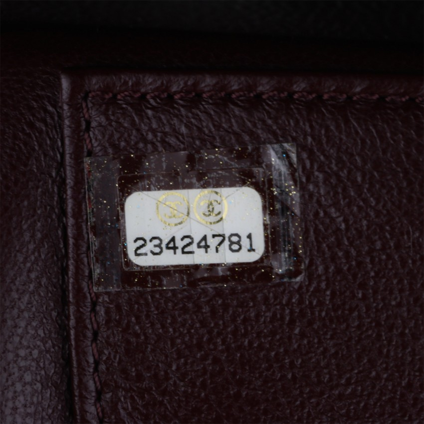 6f36602bf73b CHANEL Black Caviar Business Affinity Medium Bag. 27. 12345678910