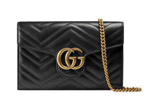 Gucci GG Mini Marmont Shoulder Bag