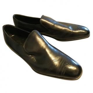 Prada Black Dress Shoes