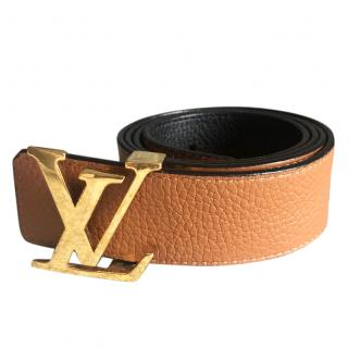 Louis Vuitton Reversable Belt
