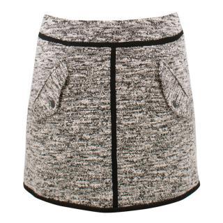Rag & Bone tweed mini skirt
