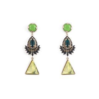 Iosselliani Anubian Jewel Earrings new RRP 180.00