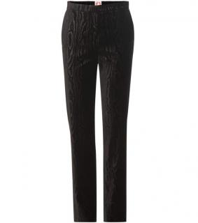 SHRIMPS Andre velvet straight trousers