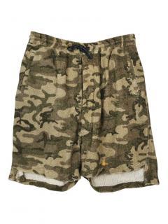 Vivienne Westwood  camou fleece shorts