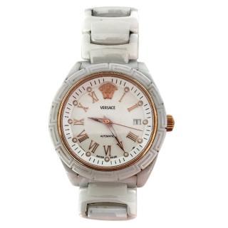 Versace White Ceramic Watch