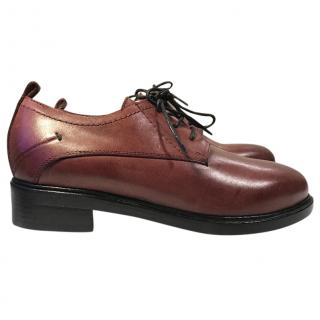 Costume National Derby Shoes